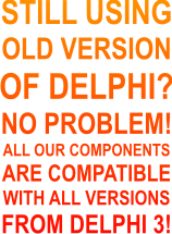 Compatible with old Delphi!