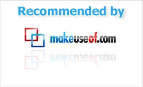 Recommended by MakeUseOf
